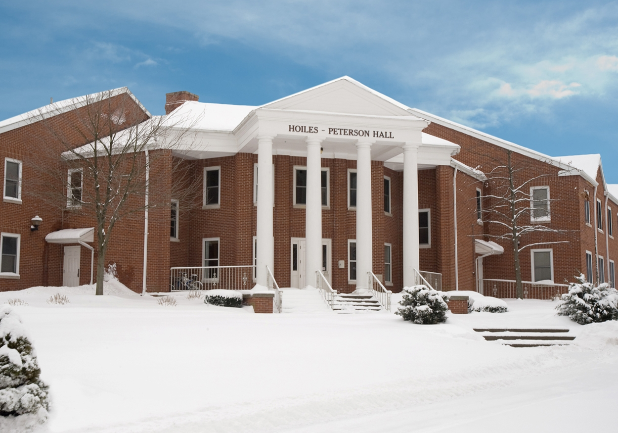Hoiles-Peterson Hall