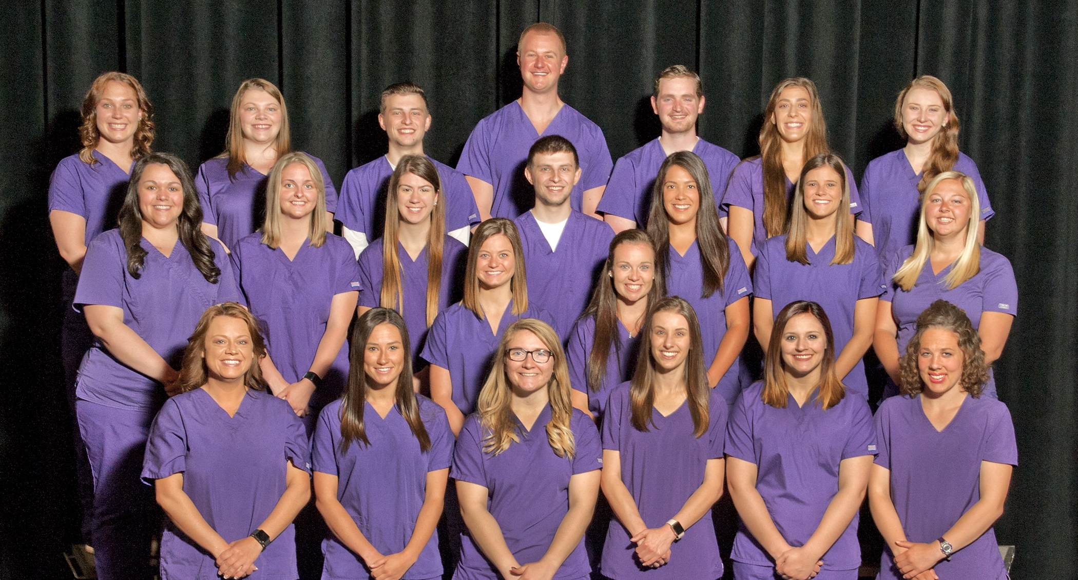 Mount Union Nursing Class of 2018