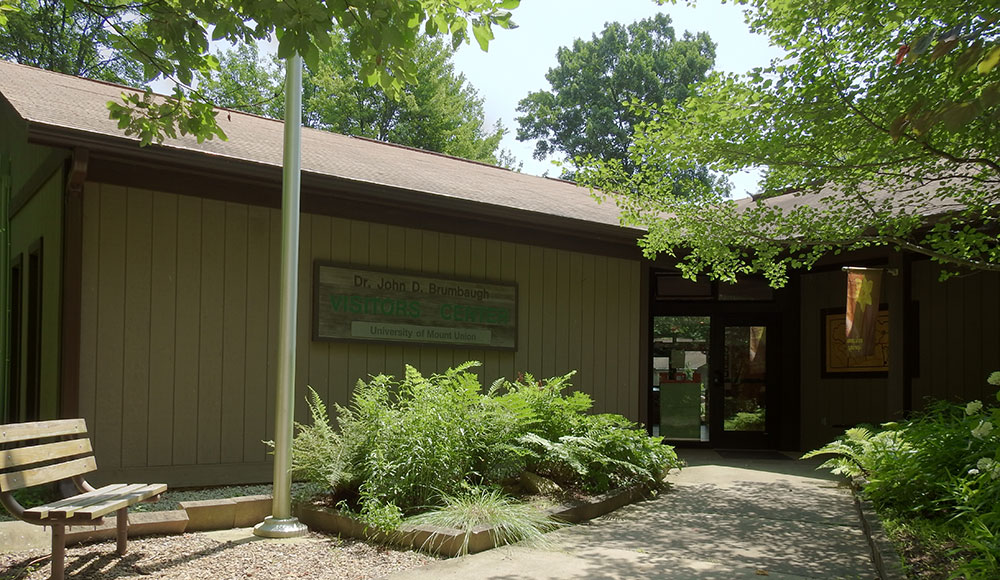 Huston-Brumbaugh Nature Center Visitors' Center